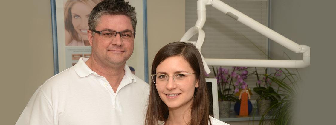 Zahnarztpraxis Dr. Volker Hauser und dr.med.dent. Vivienne Unger in Tacherting